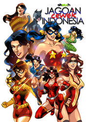 jagoan cewek indonesia