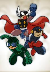 (not) forgotten heroes