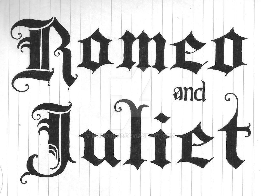 Romeo and juliet?