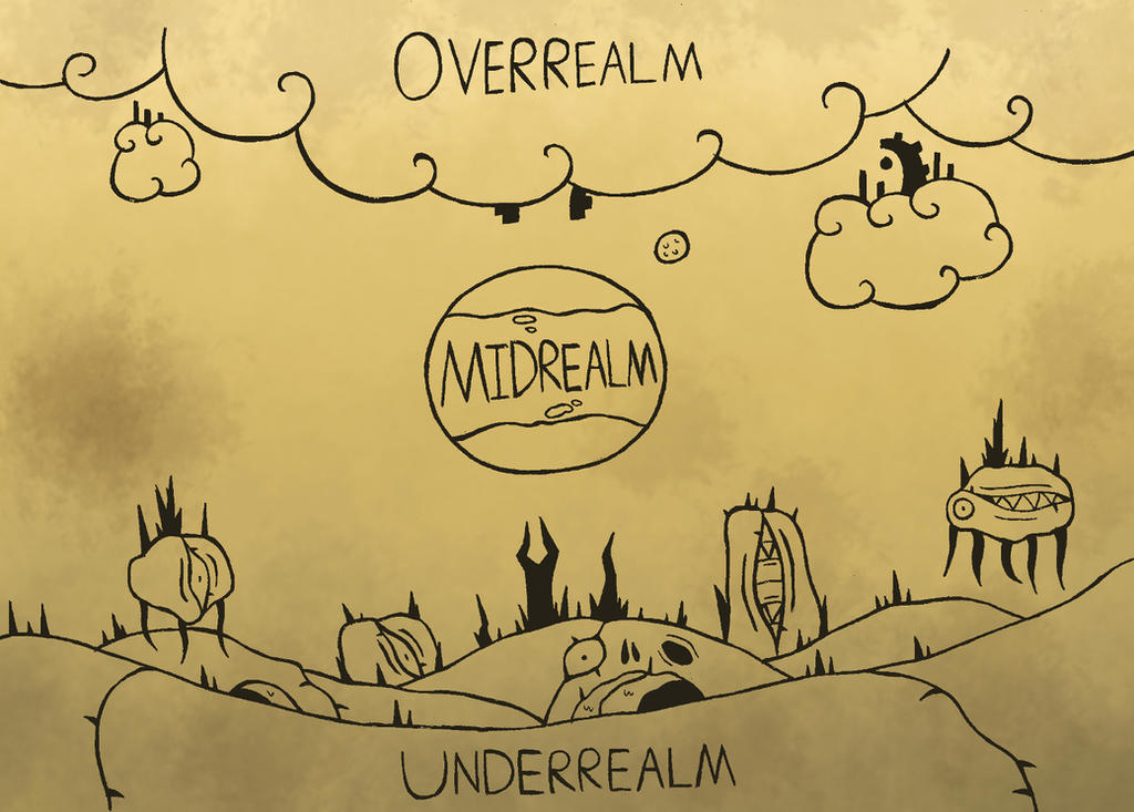 The Universe Of Underrealm by NyxenAvenger