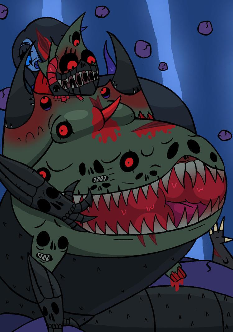 Battle Of The Predators II by NyxenAvenger