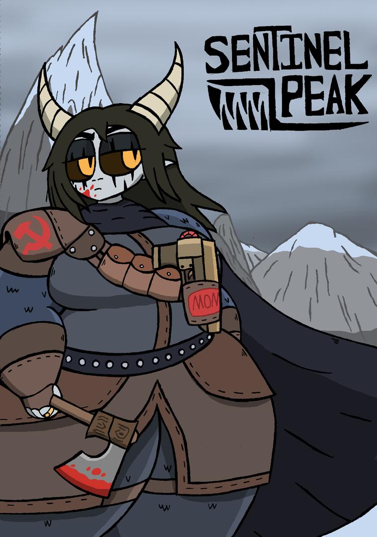 Sentinel Peak Teaser by NyxenAvenger