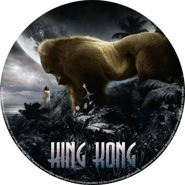 King Kong by michael160693