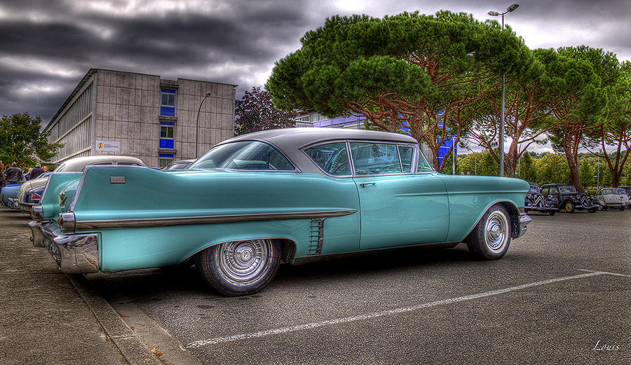 Photo hdr car by Louis-photos