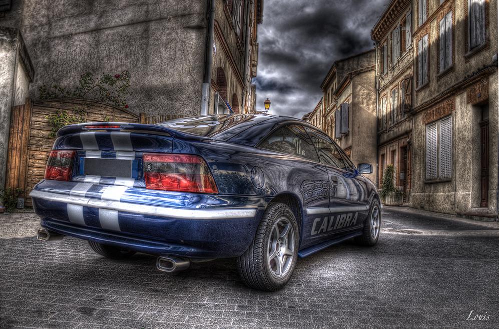 HDR-car by Louis-photos