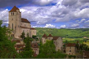 saint-cirq-lapopie by Louis-photos
