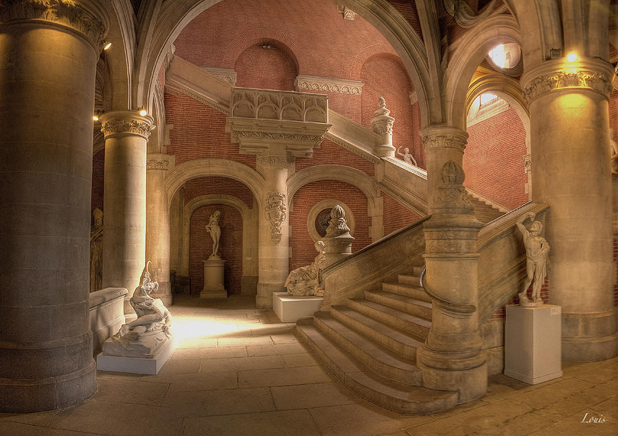 musee des augustins - toulouse - France