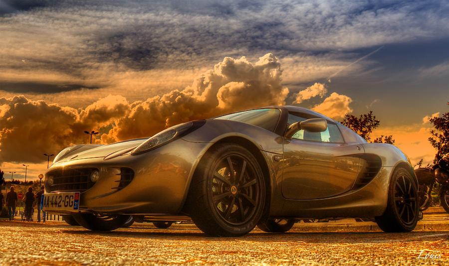 HDR CAR by Louis-photos