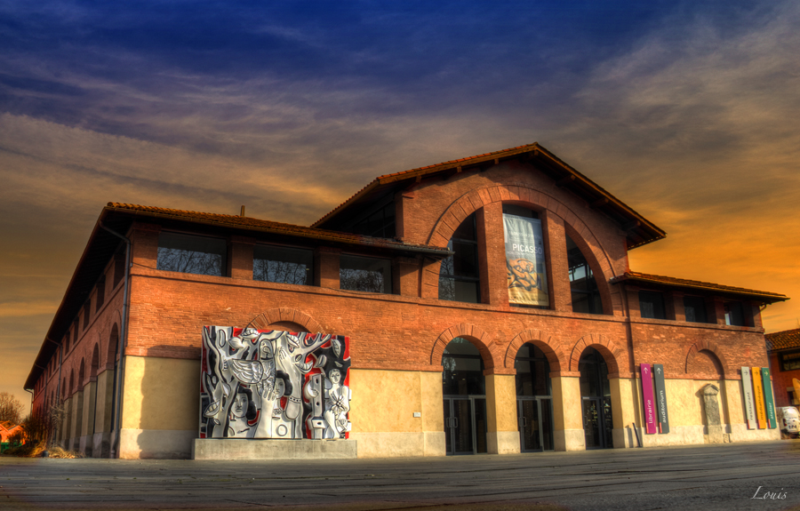 Les Abattoirs - Toulouse by Louis-photos