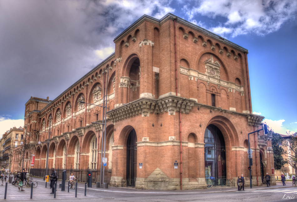 TOULOUSE MUSEE DES AUGUSTINS by Louis-photos