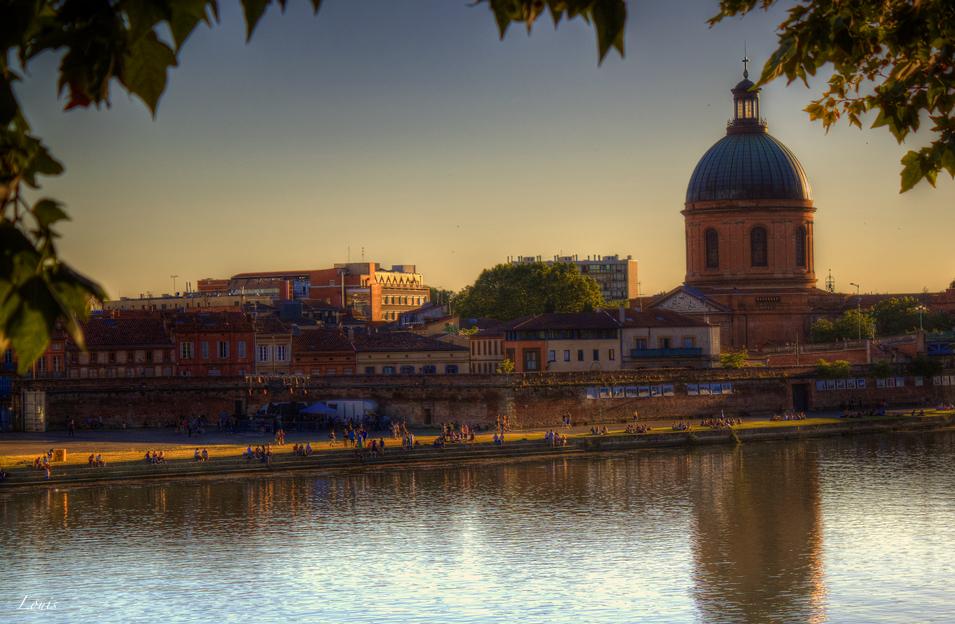 Ville de Toulouse by Louis-photos