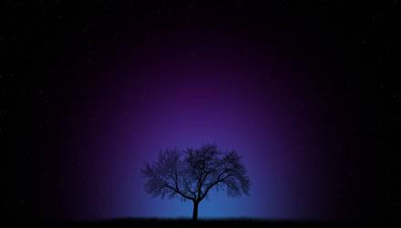Starry Night 1 by mi986