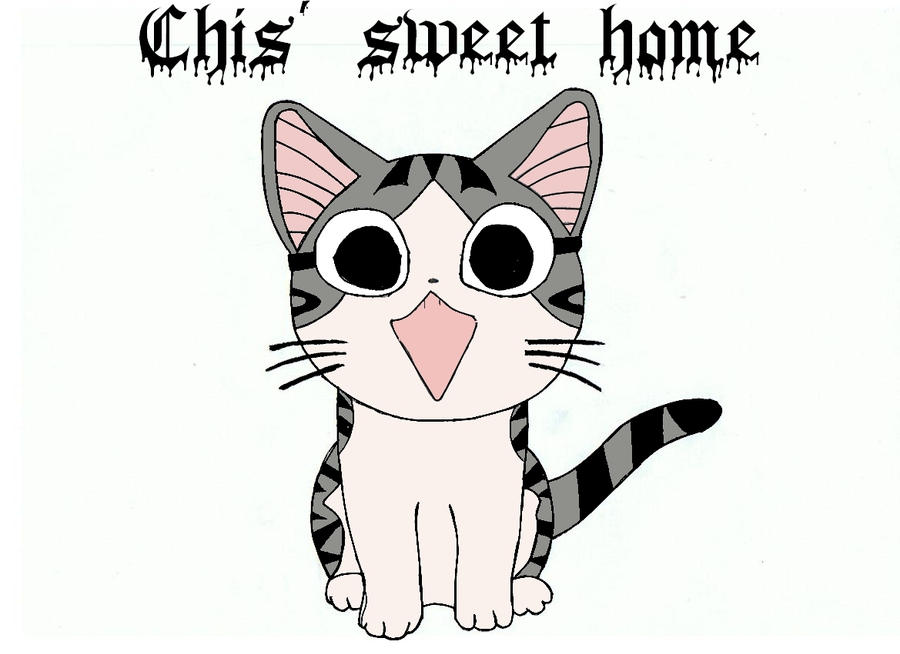 Chi chis sweet home colo by xsakonx on deviantart - Chi s sweet home ...