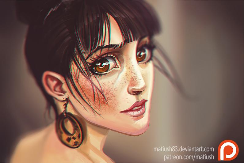 Hloe by Matiush83