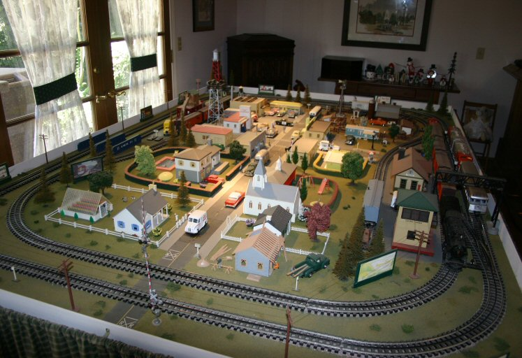 O Scale Layout Overview By Southwestchief On Deviantart
