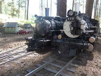 K-28 Locomotives by SouthwestChief