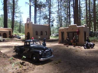Dulce New Mexico by SouthwestChief