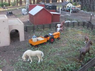 Hay Wagon by SouthwestChief