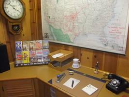 Santa Fe Work Desk