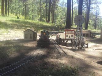 Stock train by SouthwestChief