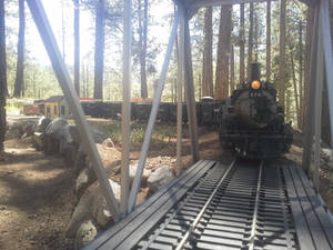 Stock train