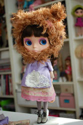 Is it a girl or is it a bear? by Miema-Dollhouse