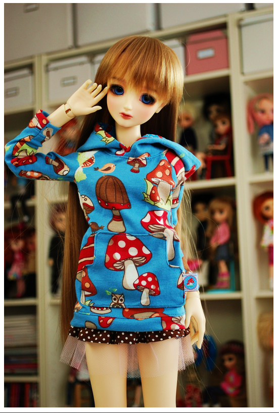 Hi Dollylovers! by Miema-Dollhouse