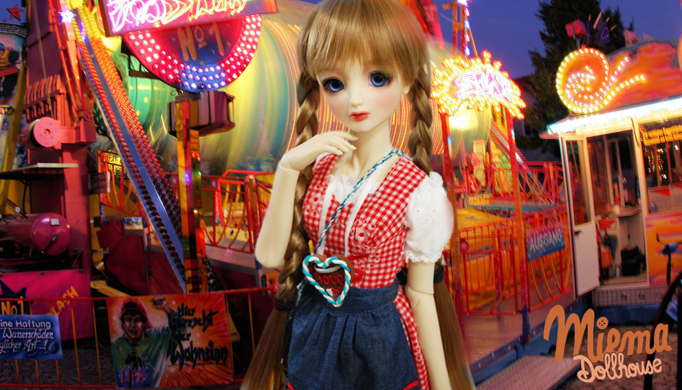 WELCOME AT THE OKTOBERFEST by Miema-Dollhouse