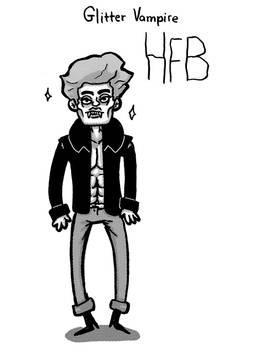 HFB: Glitter Vampire