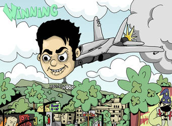 Charlie Sheen will Destroy You by dawgmastas