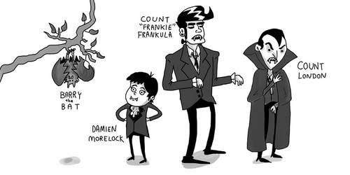 Frankie's Pupil cast by dawgmastas