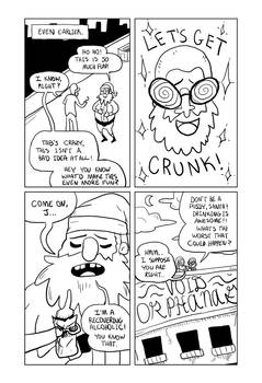 The Christmas Special, pg 6