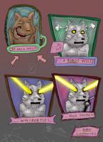 The Robot Wolf Myth by dawgmastas