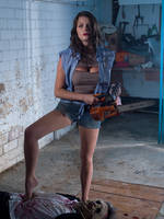 KILLER QUEENS: TEXAS CHAINSAW MASSACRE II by MaLize