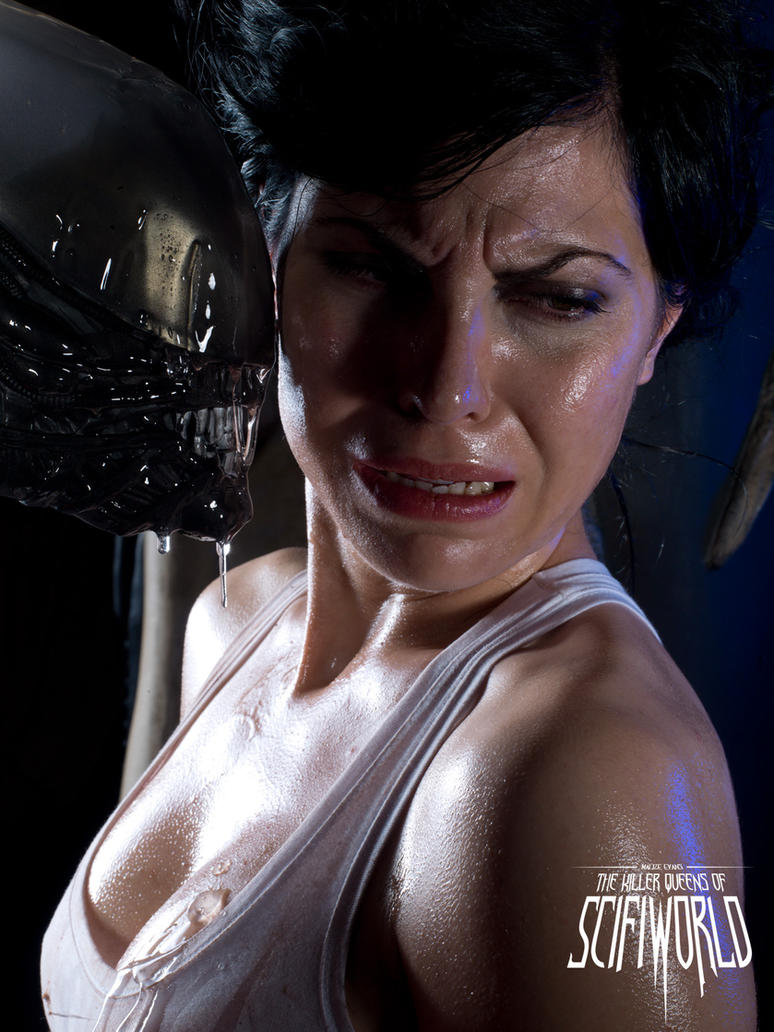 Aliens and women hentia pics