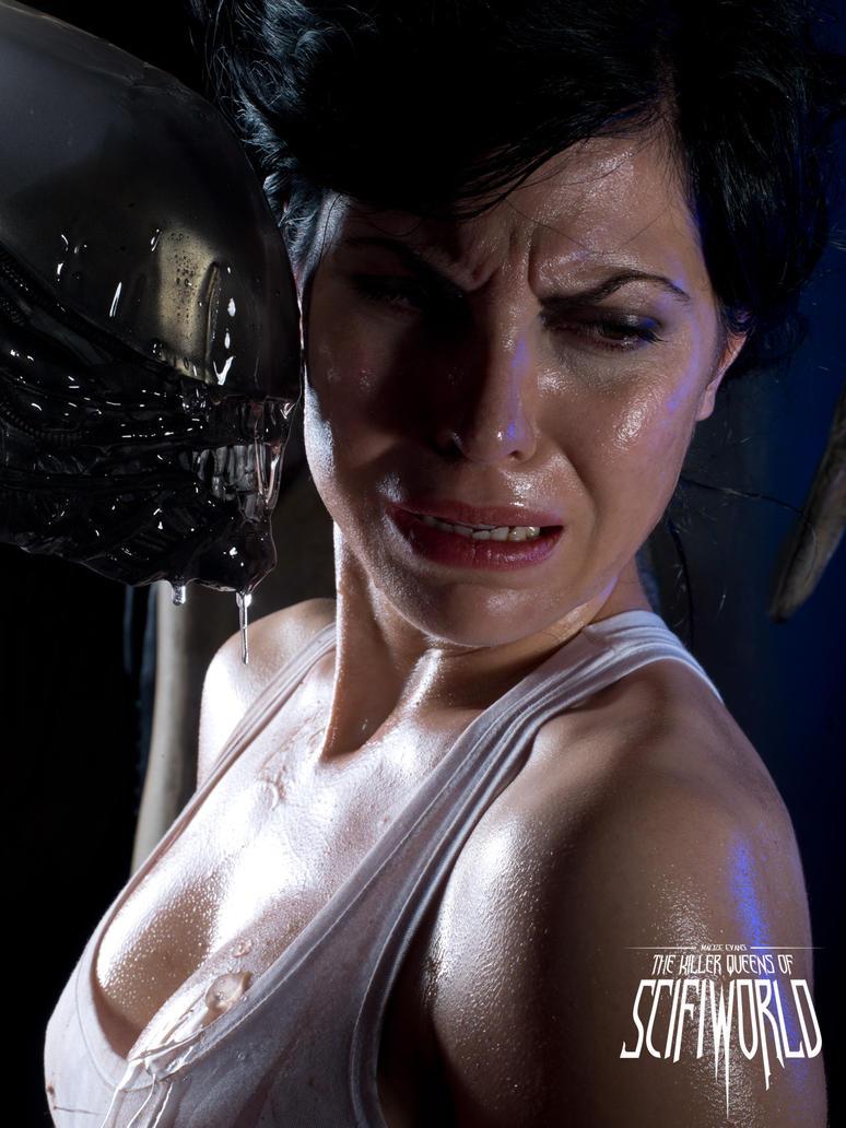 Women fucked by aliens sex films