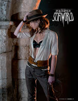THE KILLER QUEENS: INDIANA JONES by MaLize