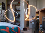 The 3 moving lights