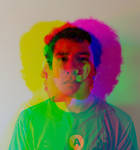 Harris Shutter Self Portrait
