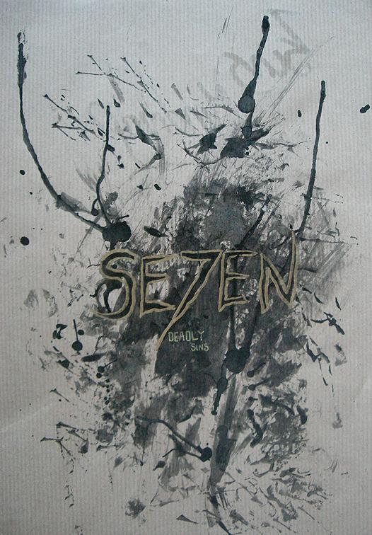 SE7EN by elz-art