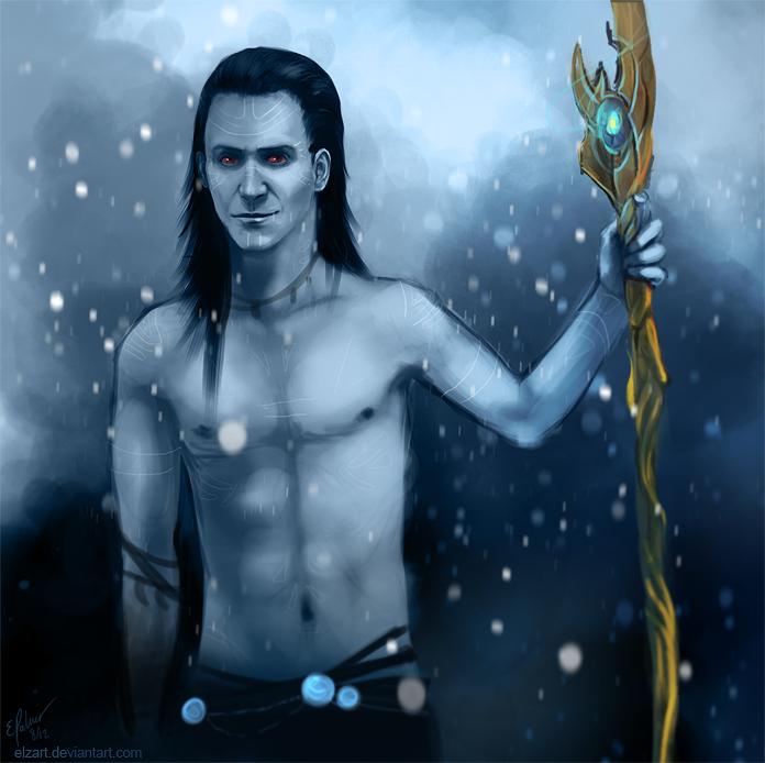 Jotun Loki by elz-art