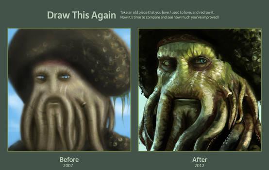 Davy Jones - Draw This Again