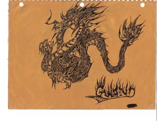 Dragon by GwonD