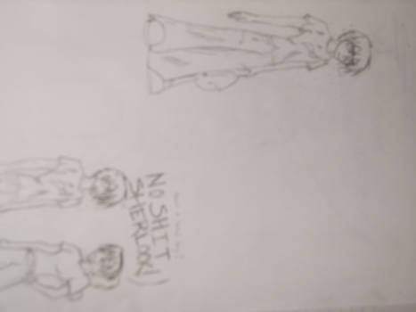 my friends drawin