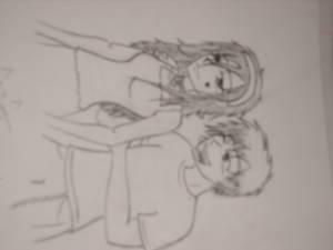 my friends drawin3