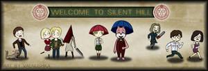 Silent Hill 1-4