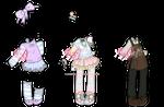 Custom Outfits - Batch #10