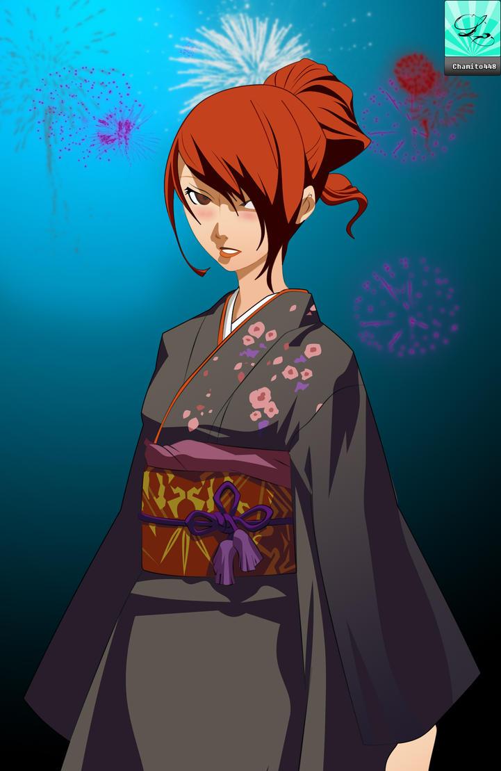 Mitsuru... by chamito448