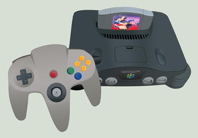 N64... by chamito448