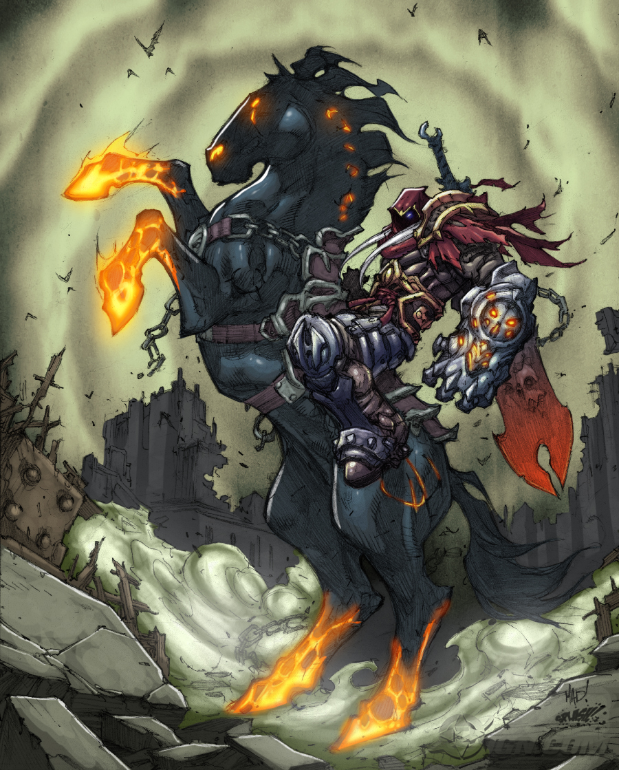 Darksiders-War-Paints by SplashColors